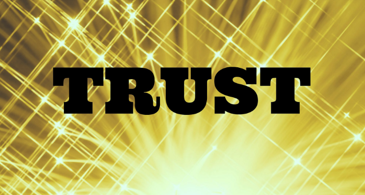 A scrum master goes to court…and she finds trust.
